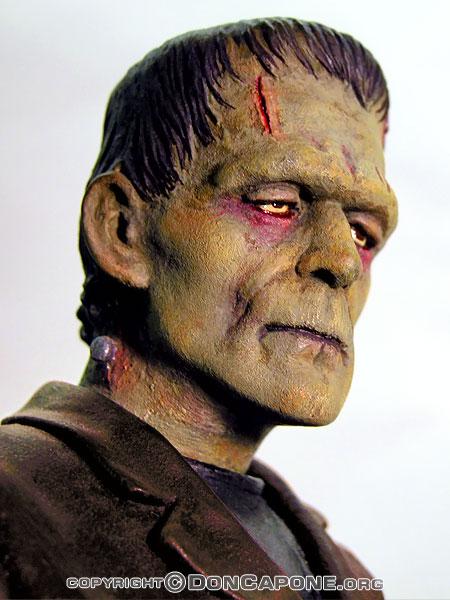 Spook 11 — Frankenstein's Monster | Emoticonvergence